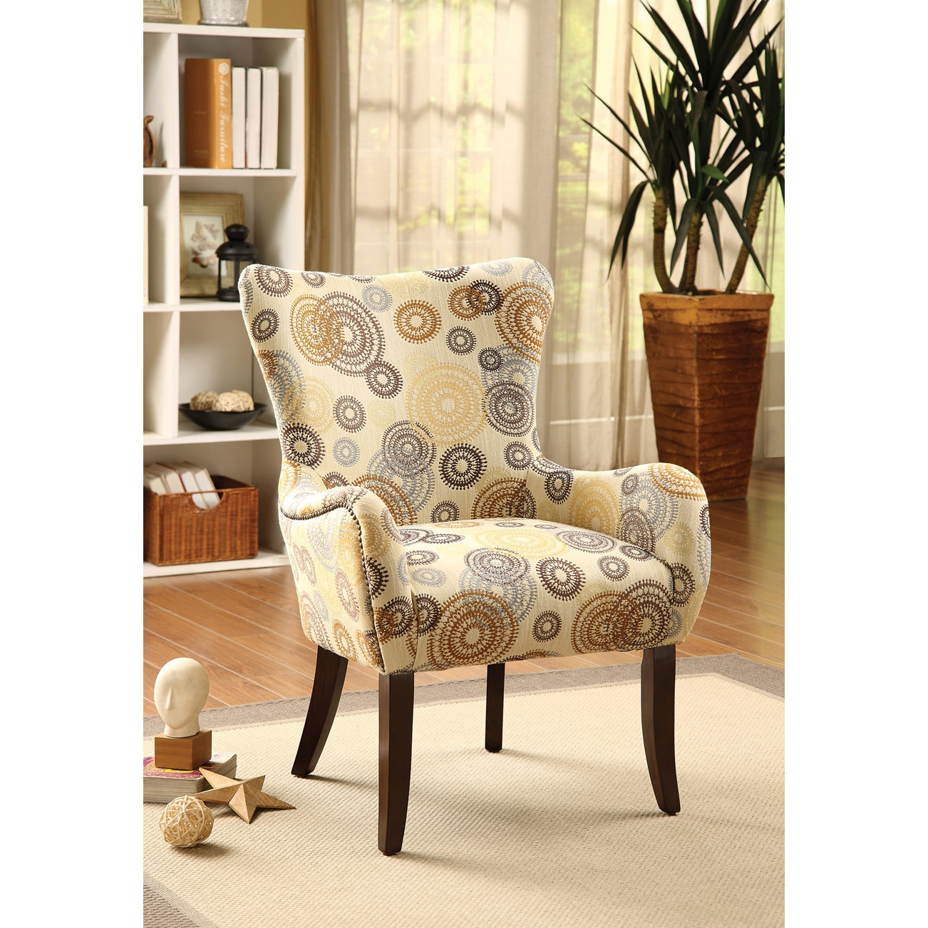 Home Chair: Gabir Accent Chair