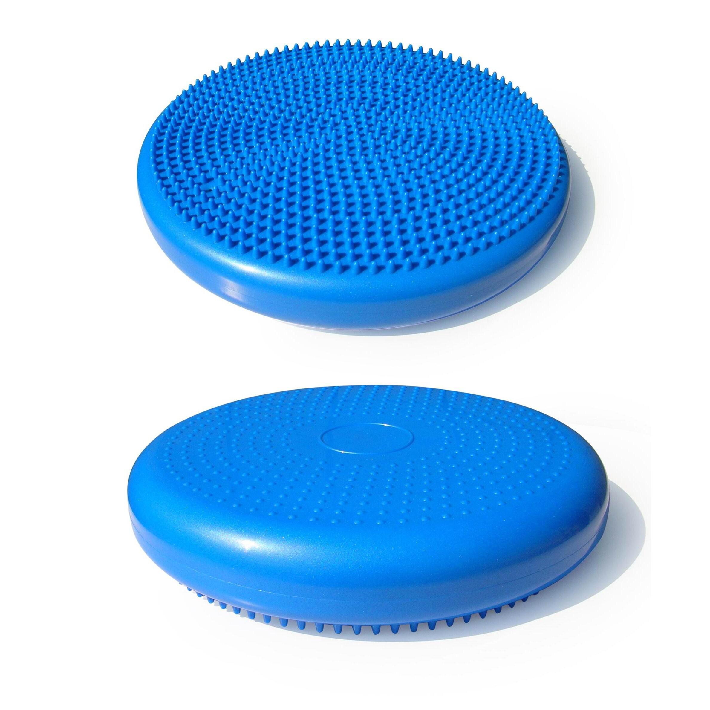 Balance Ball Chair Youtube: Sivan Health And Fitness Blue 35cm Air Cushion Balance