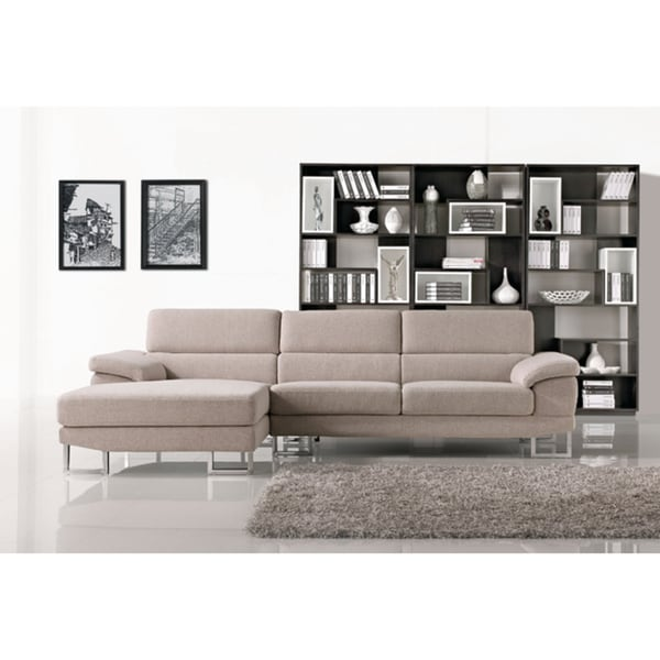 Torino Sectional Sofa With Left Facing Chaise 14354767