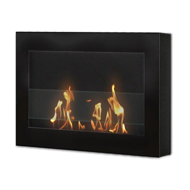 Soho Ethanol Fireplace Wall Mount 14364342 Overstock