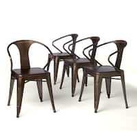 Tabouret Vintage Tabouret Stacking Chairs (Set of 4)