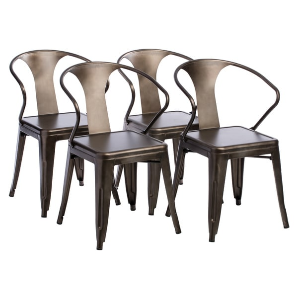 Vintage Tabouret Stacking Chairs Set Of 4 14366775