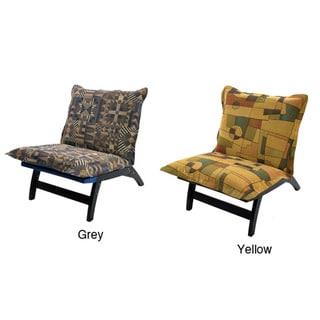 Modern Casual Folding Lounger Chair Overstock Shopping