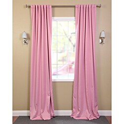 Pink Curtains Overstock Shopping Stylish Drapes