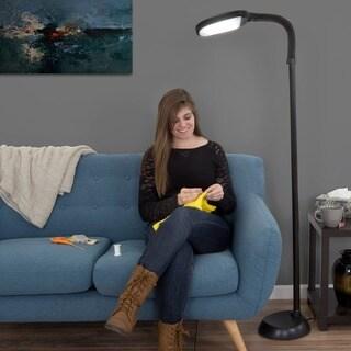 Trademark Home Deluxe Sunlight Five Foot Floor Lamp