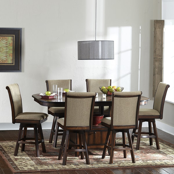 TRIBECCA HOME Glenbrook 7-piece Counter Height Dining Set