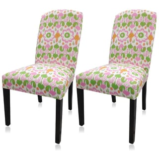 Sole Designs Julia Chaz Dining Chairs Set Of 2
