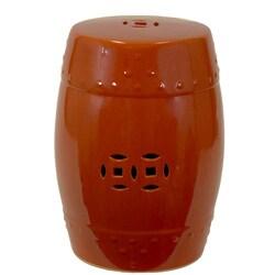 Ceramic Garden Stool 14505603 Overstock Com Shopping