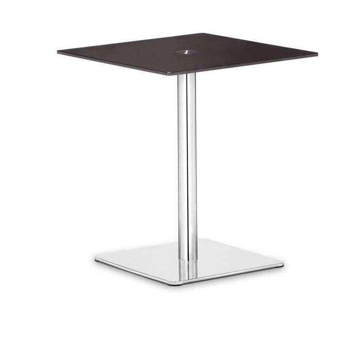 Overstock Bar Table: Dimensional Espresso Pub Table