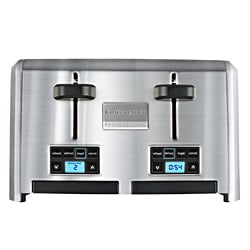 Breville Bta830xl Die Cast 4 Slice Long Slot Smart Toaster