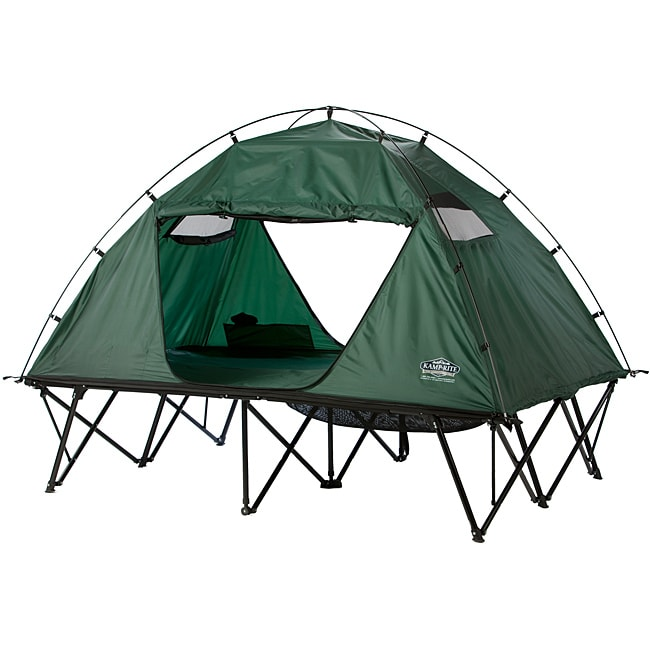 Kamp Rite Double Tent Cot With Rainfly 14534124