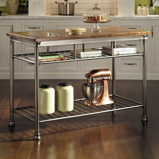 The Gray Barn Cranberry Field Kitchen Cart - Thumbnail 0