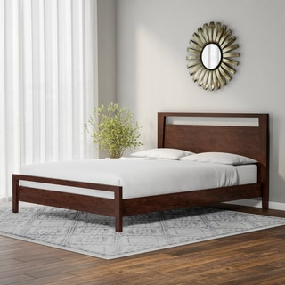 Bronx Queen Size Bed 80000765 Overstock Shopping