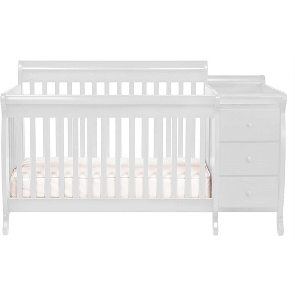 Davinci Kalani Crib And Changing Table Combo With Toddler