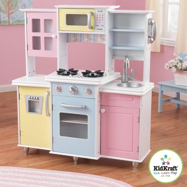 Kidkraft Master S Cook Kitchen Play Set 14668196
