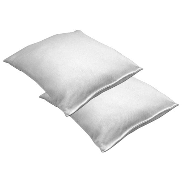 Remedy Memory Foam Comfort Touch Pillow Set Of 2