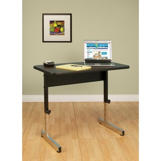 Luxor Standup Cf60 Dw 60 Inch Crank Adjustable Stand Up