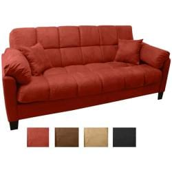 Taliesin Click Clack Futon Sofa Sleeper Bed 13270030