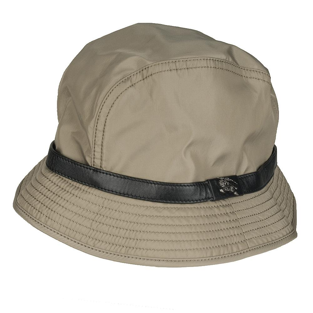 3ac990e2f31 Burberry Womens Belted Nylon Bucket Hat on PopScreen