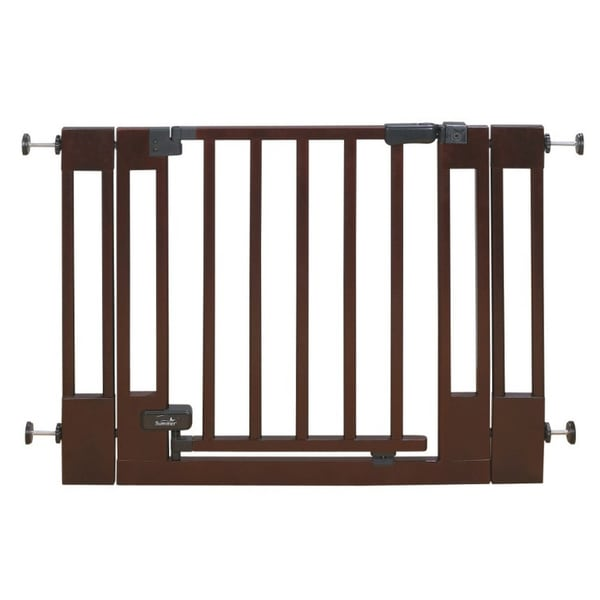 Summer Infant Sure Amp Secure Deluxe Top Of Stairs Gate