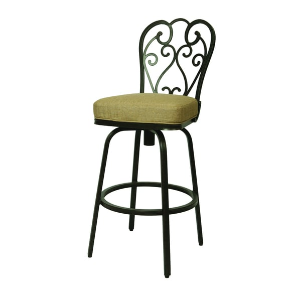 Magnolia 30 Inch Outdoor Bar Stool 14697890 Overstock