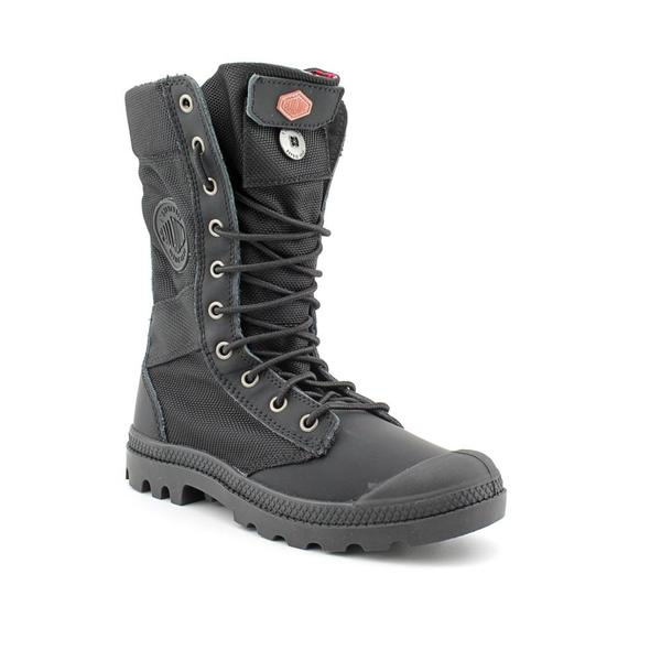 Palladium Women S Pampa Tactical Basic Textile Boots