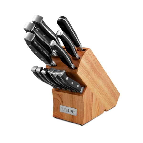 Ragalta 13 Piece Knife Block Set 14741491 Overstock