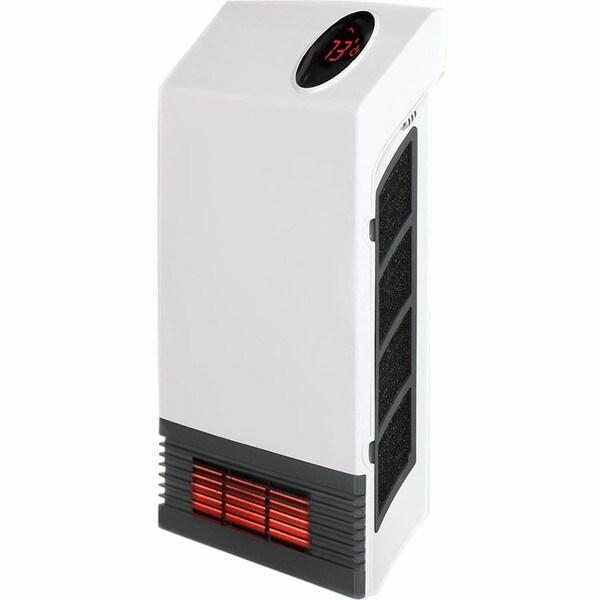 Heat Storm Deluxe 1000 Watt Wall Infrared Heater