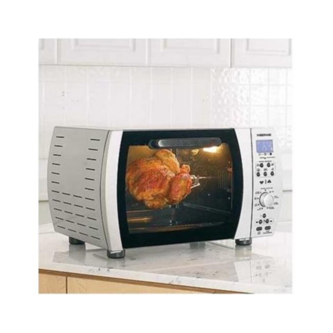 Farberware Digital 6 Slice Convection Rotisserie Oven