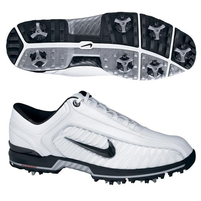 1700803a597d0 Nike Air Zoom Elite II White Golf Shoes on PopScreen