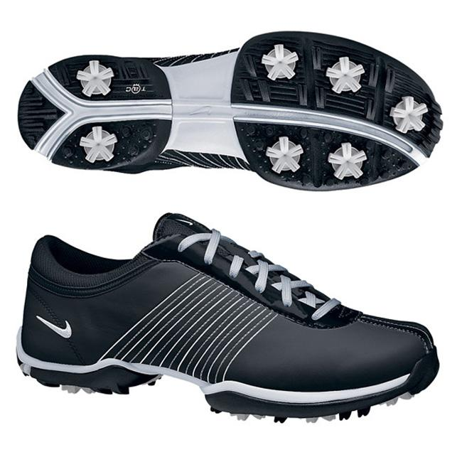 competitive price 296e5 3bb8a Nike Womens Delight II Black Golf Shoes