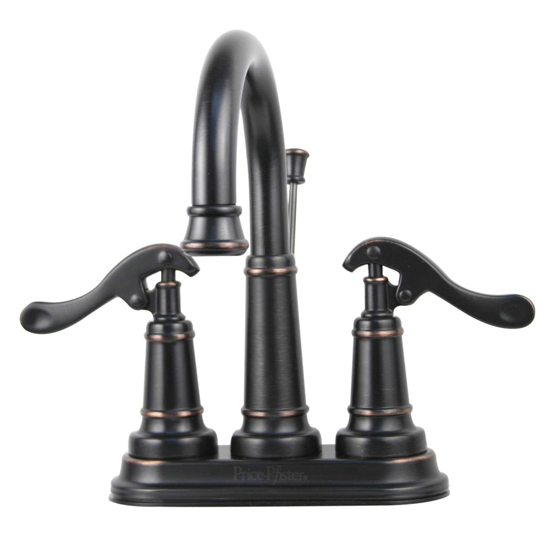 Price Pfister Ashfield Tuscan Bronze Bathroom Faucet