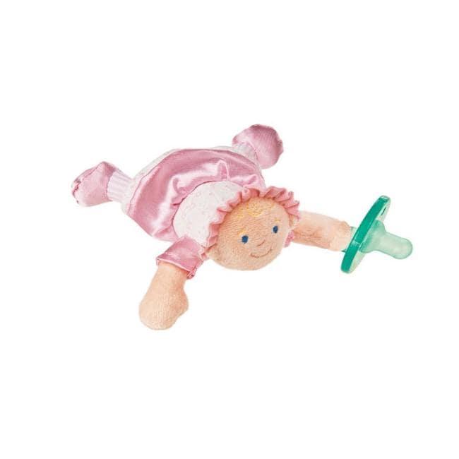 Wubbanub Little Princess Infant Pacifier