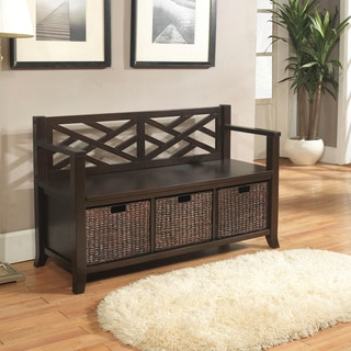 Storage Benches Benches Overstock Shopping The Best