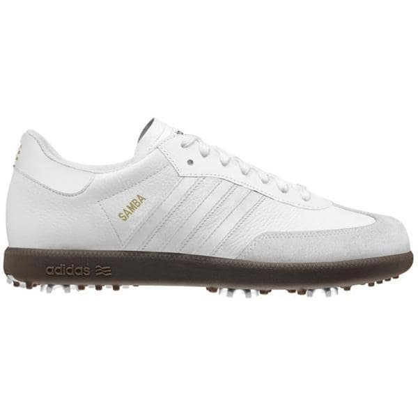 b05b56e73c52 Men s Adidas Samba Golf Golf Shoes