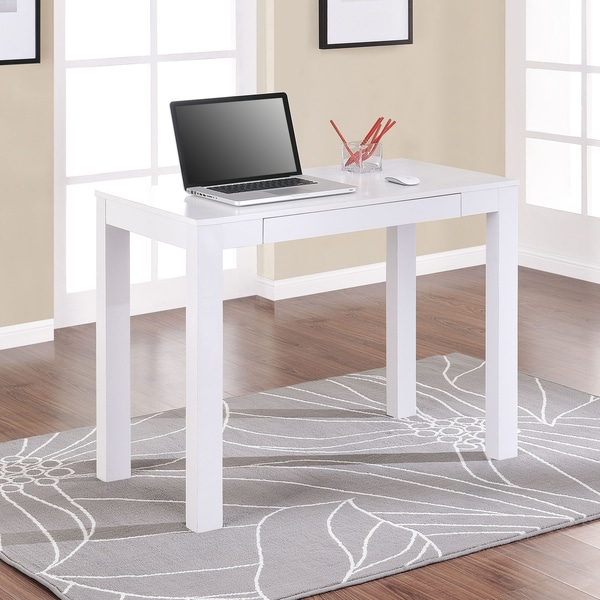 Altra Parsons White Laptop Writing Desk 14803736
