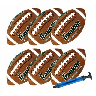 White Pvc Pipes Football Goalpost Set With Foam Ball And