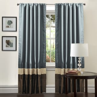 Color Block Curtains Overstock Com Stylish Drapes