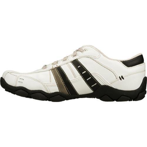 Skechers Vassell Oxford Shoes White