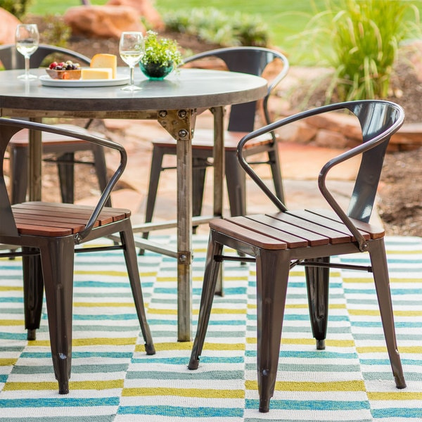 Jardin Outdoor Chair Set Of 4 14844304 Overstock Com