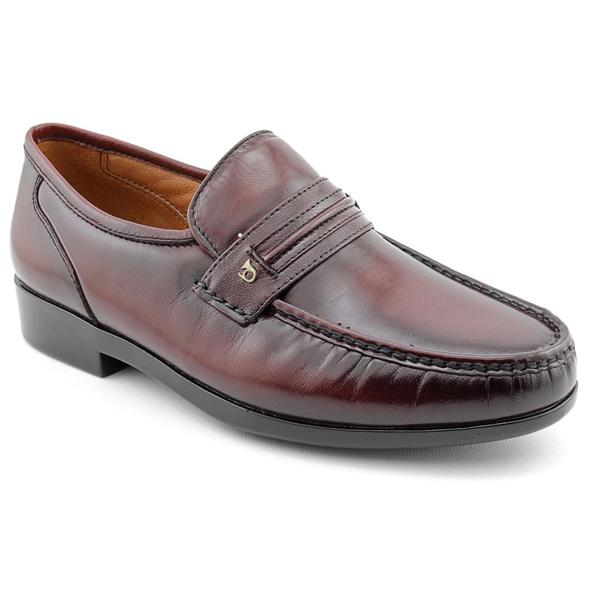 French Shriner Men S Dayton Leather Casual Shoes Wide