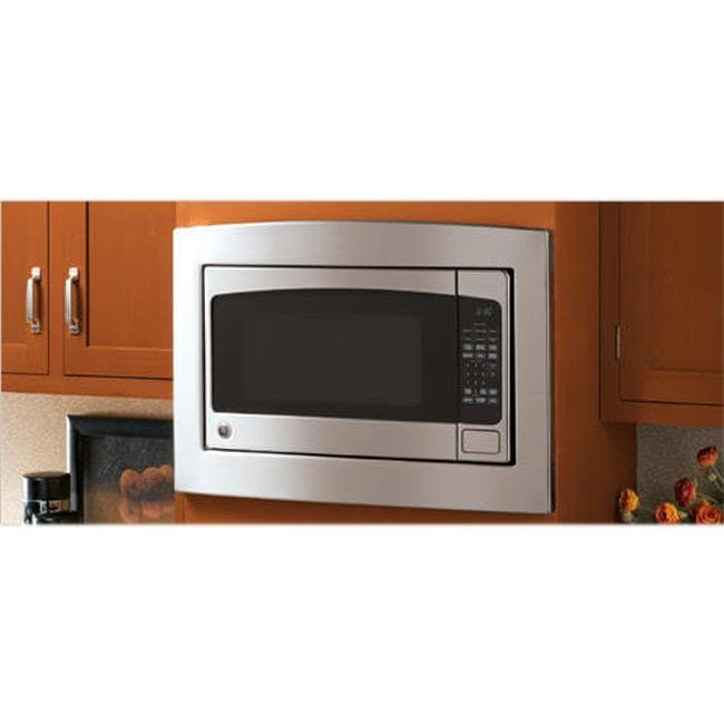 Ge Jx2027smss Stainless Steel 27 Inch Deluxe Built In Trim