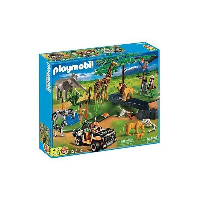 playmobil safari play set 13504210. Black Bedroom Furniture Sets. Home Design Ideas