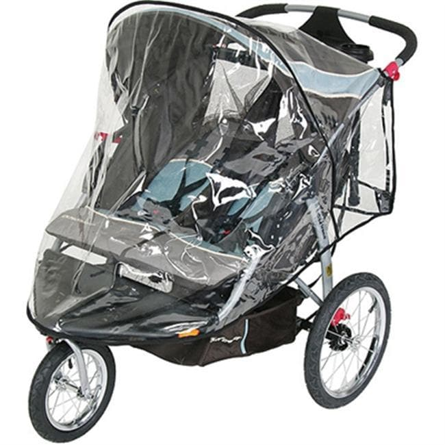 Baby Trend Double Jogging Stroller Rain Cover 13516771