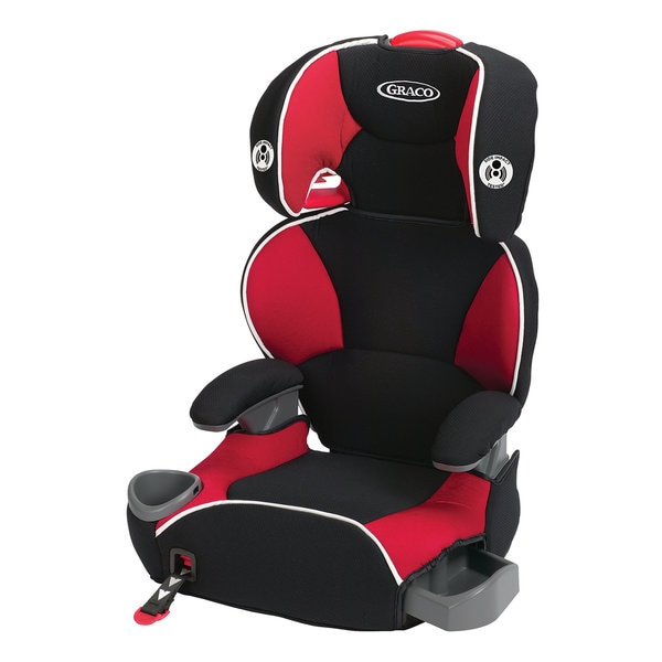 graco affix youth booster seat with latch system 14912295 shopping big. Black Bedroom Furniture Sets. Home Design Ideas