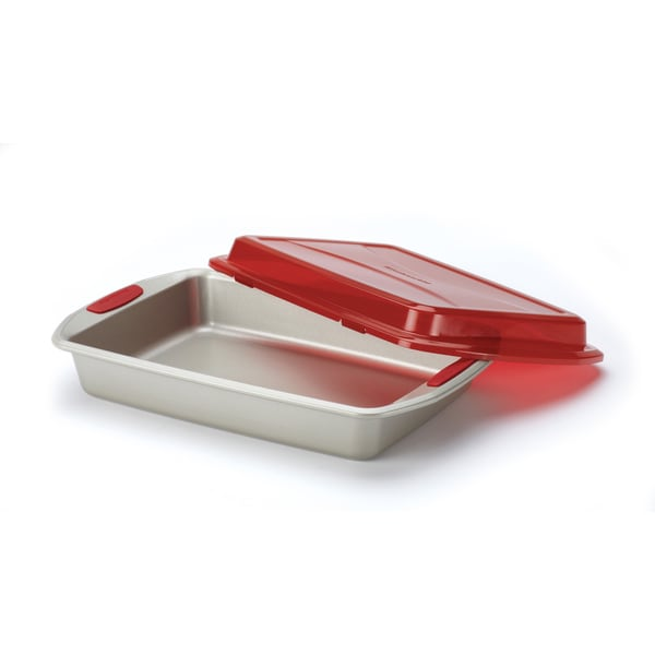 Covered X Metal Pan Kitchen Aid