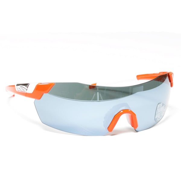 a57307eaa0 Smith Men s Pivlock V2 Max Orange Super Plantinum Lens Sunglasses Smith  Sport Sunglasses