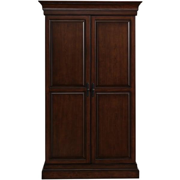 Ashley Heights Home Bar Wine Cabinet 14938377