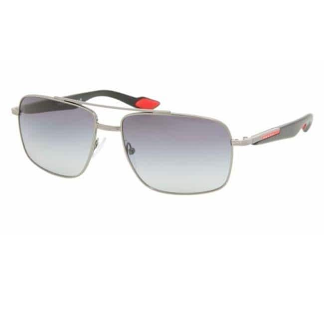 d30f28025debd Prada Sport PS51MS Gunmetal Sport Sunglasses ™ Shopping on PopScreen