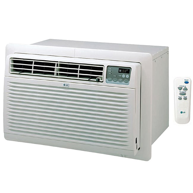Lg Lt1030hr 10 000 Btu Through The Wall Air Conditioner
